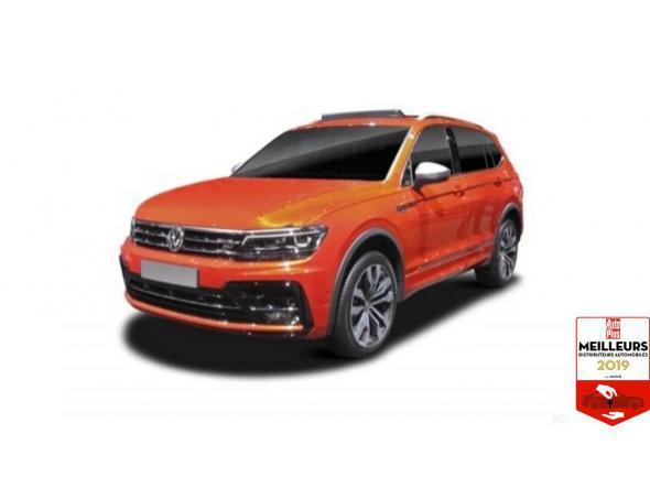 Volkswagen tiguan allspace confortline 2.0 tdi 150 + pack