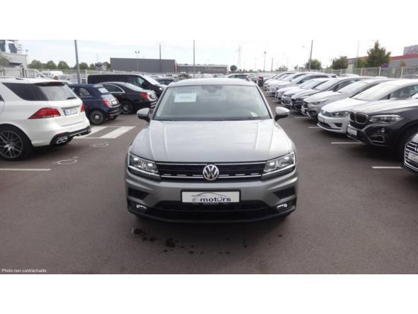 Volkswagen tiguan confortline 2.0 tdi 150 + phares led syst