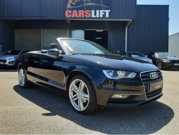 Audi a3 cabriolet 1.4 tfsi 125 ch ambition luxe