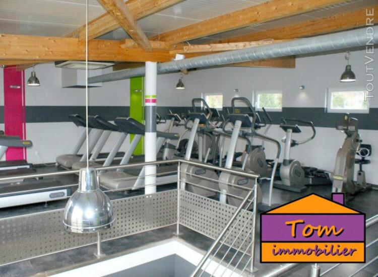 Betting - local commercial + appartement - 935 m²