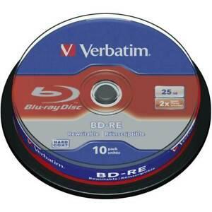 Blu ray / bd - re 10 pieces coffret neuf sous