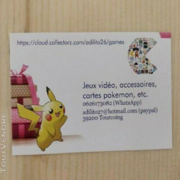 Carte pokemon mega roucarnage ex 65/108 fr