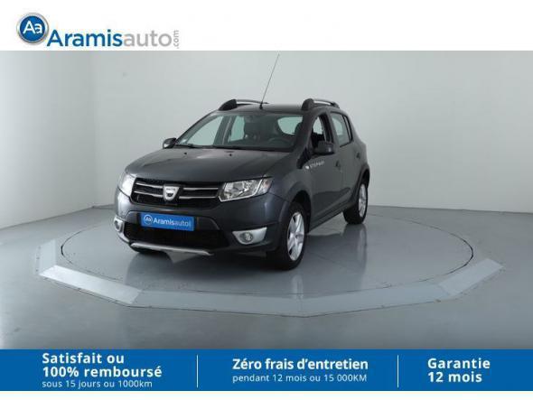 Dacia sandero 1.5 dci 90 bvm5 stepway prestige
