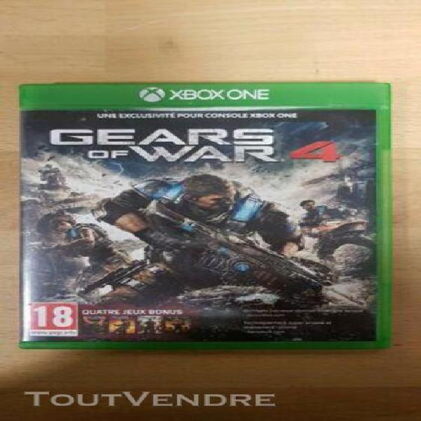Gears of war 4 xbox one occasion