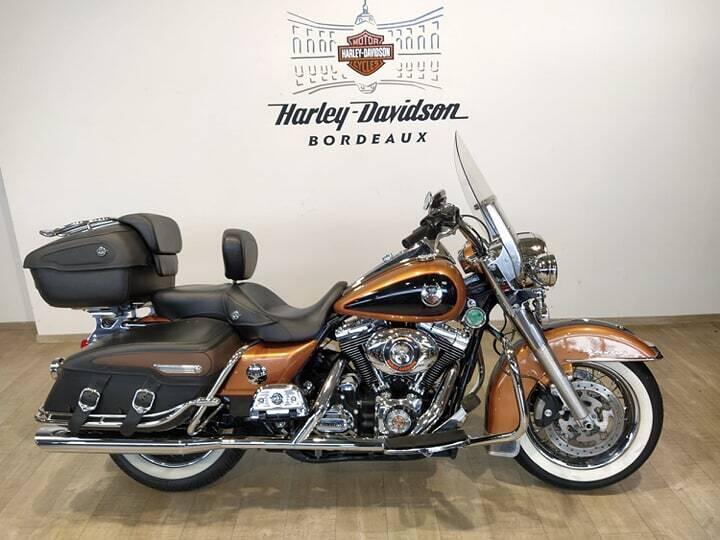 Harley davidson road king essence begles 33 | 14500 euros