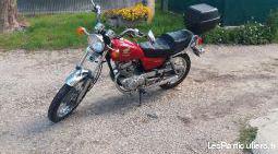 Honda cm 125 année 1992 modèle jc05