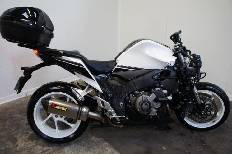 Honda vfr essence paray vieille poste 91 | 3490 euros 2016