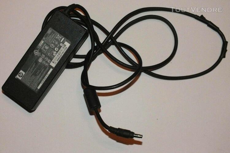 Hp portable - chargeur 19v pour pavilion dv6000 pn 393954-00