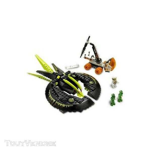 Lego 7693 space mission mars etx alien strike complet de 200