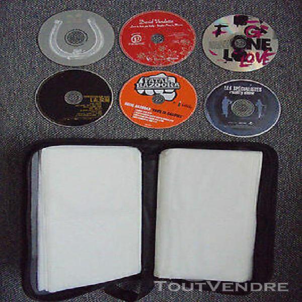 Lot 25 cd + cadeau gorillaz ntm beck judgment night th