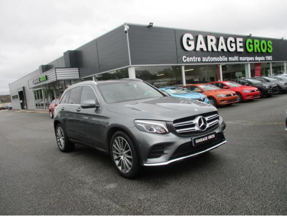 Mercedes glc classe 220 d 9g