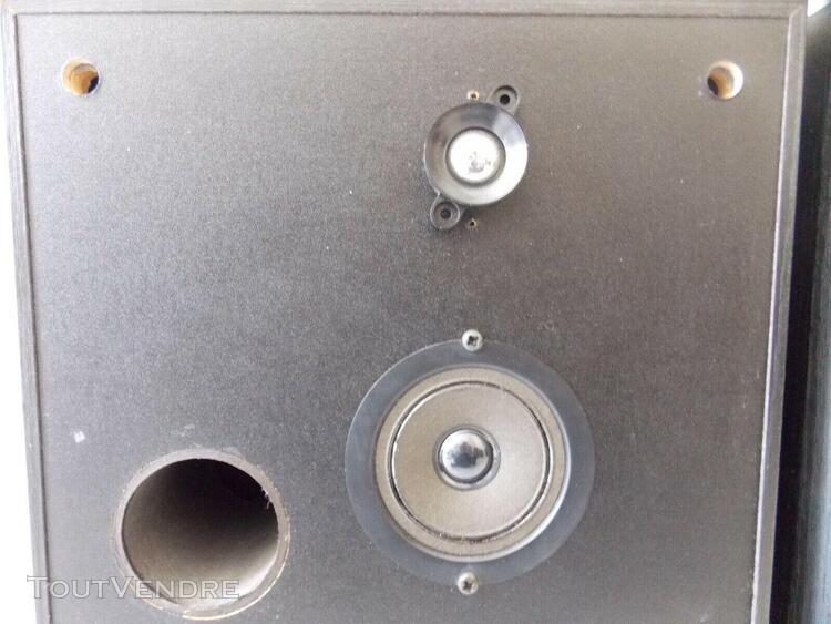 Paire d'enceintes kenwood s-62 / vintage monitors 70w kenwoo
