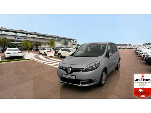 Renault scénic iii dci 110 energy + gps