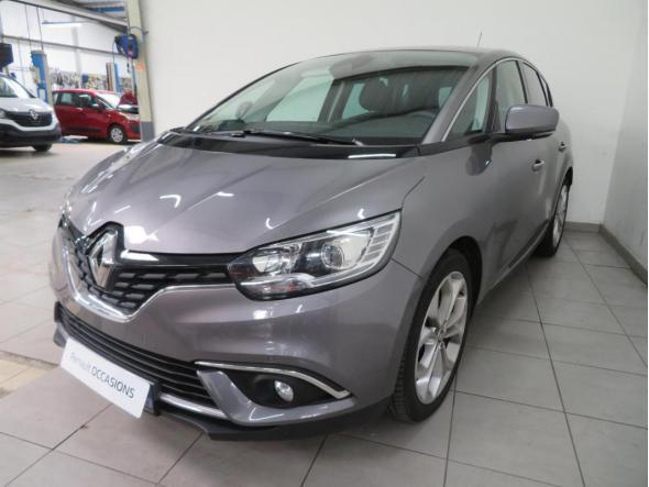 Renault scénic iv business blue dci 120