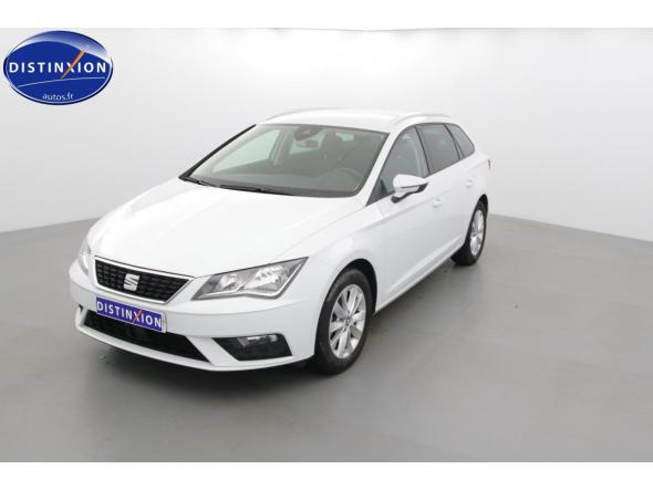 Seat leon st 1.6 tdi 115ch s&s bvm5 style edition