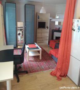 Studio 21 m2 paris 15 éme