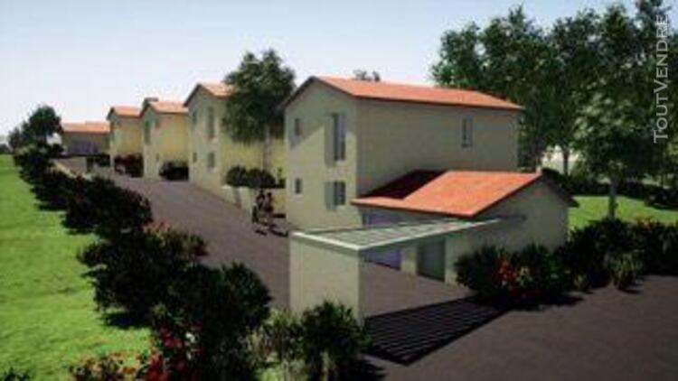 Villa t4 plain pied neuve (livrable 07/2020)