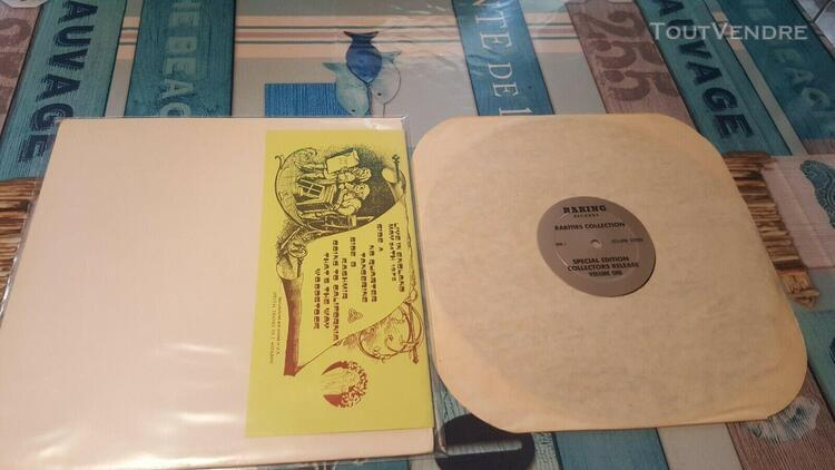 Vinyle 33 tours led zeppelin pressage uk collector rare etat