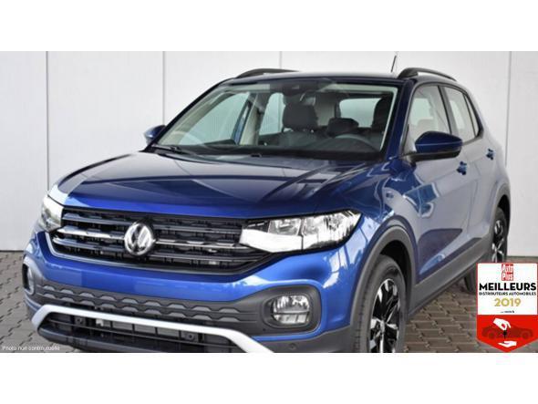 Volkswagen t cross 1.6 tdi 95 start/stop + pack hiver radar