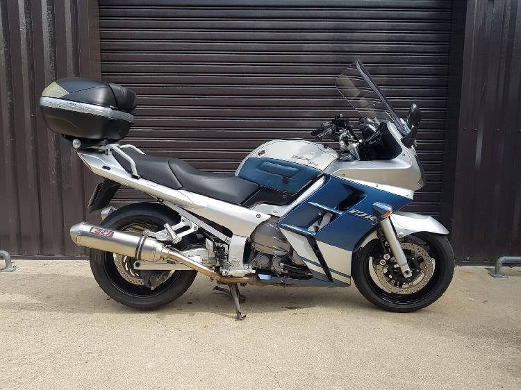 Yamaha fjr essence deville les rouen 76   3990 euros 2005