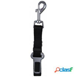 Laisse intermédiaire pour ceintures de sécurité mousqueton (40cm-60cmx20mm) par unité