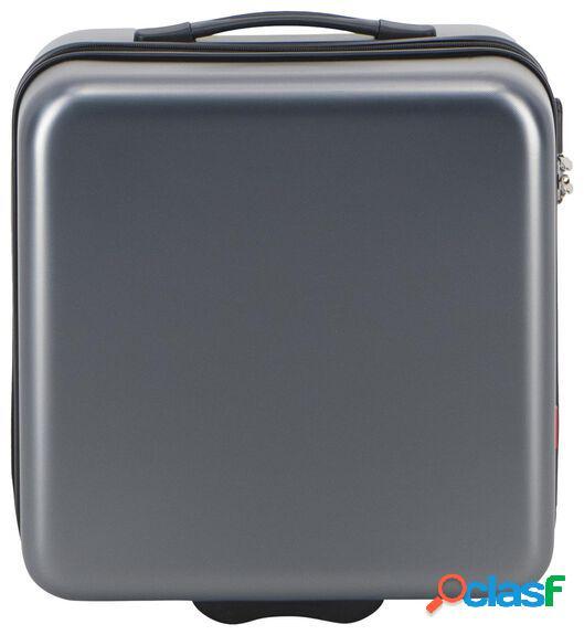 Hema valise pour vélo - 40x45x30 - pet recyclé - gris (anthracite)