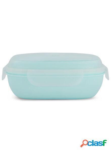 Hema boîte à salade avec élément de réfrigération (aqua)