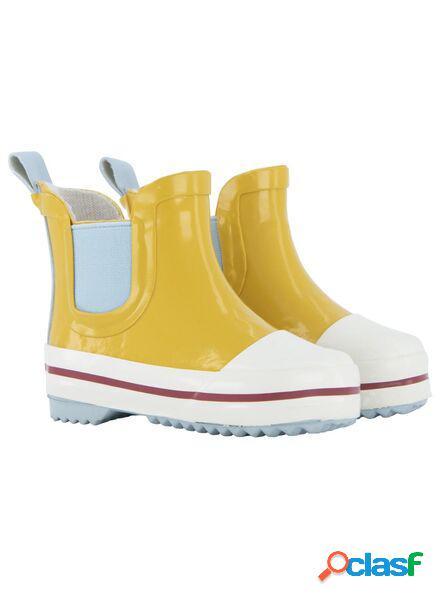 Hema bottes de pluie bébé moutarde (moutarde)