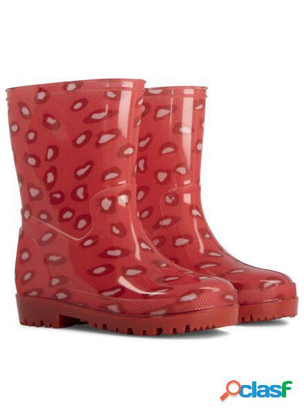 Hema bottes de pluie bébé rose (rose)