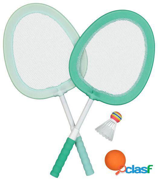 Hema jeu de badminton enfant