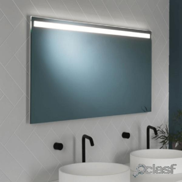 """miroir lumineux salle de bain avlon 1200 led ip44"""