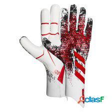 Adidas gants de gardien predator 20 pro manuel neuer - blanc/noir/rouge