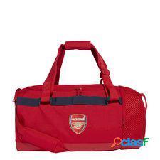 Arsenal sac de sport duffel medium - rouge/bleu marine/blanc