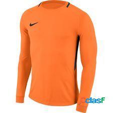 Nike maillot de gardien dry park iii manches longues - orange/noir