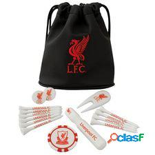 Liverpool golf pack - noir/rouge/blanc