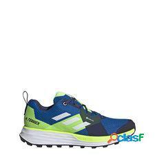 Chaussure de trail running terrex two gore-tex bleu