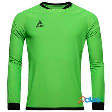 Select maillot de gardien brazil - vert enfant