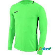 Nike maillot de gardien dry park iii manches longues - vert/noir