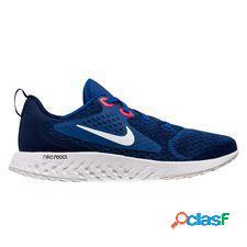 Nike chaussures de running legend react - bleu marine/blanc/rouge enfant