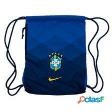 Brésil sac de sport stadium - soar/bleu marine/or