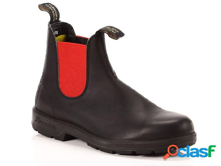 Blundstone elastic side red black, 44, 45, 40, 41, 41½, 42, 42½, 43, 43½ noir