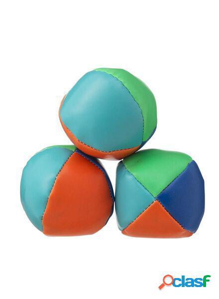 Hema 3 balles de jonglage