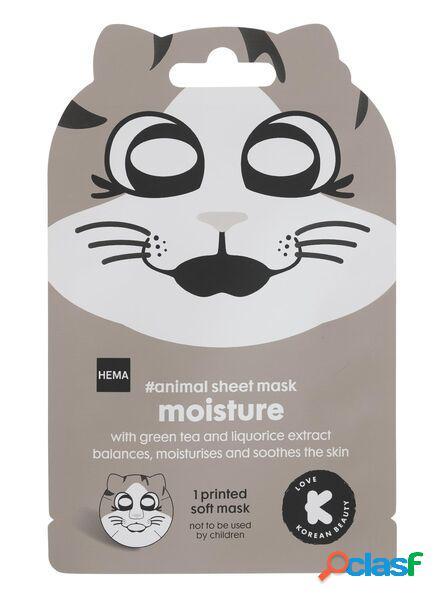 Hema masque en tissu chat