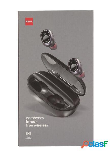 Hema écouteurs intra-auriculaires sans fil