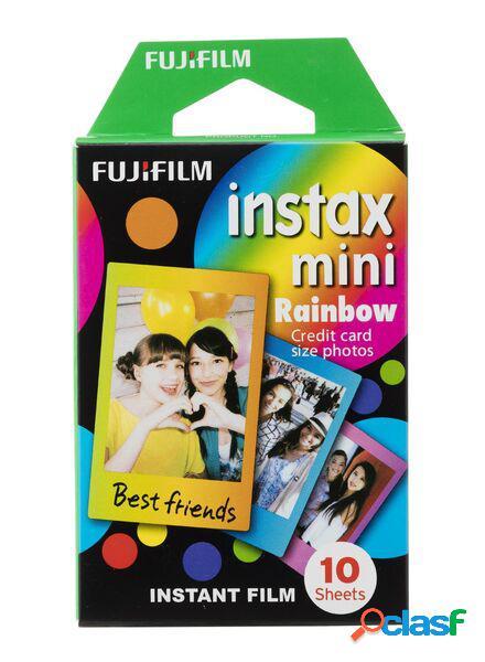 Hema 10 films instax rainbow fujifilm
