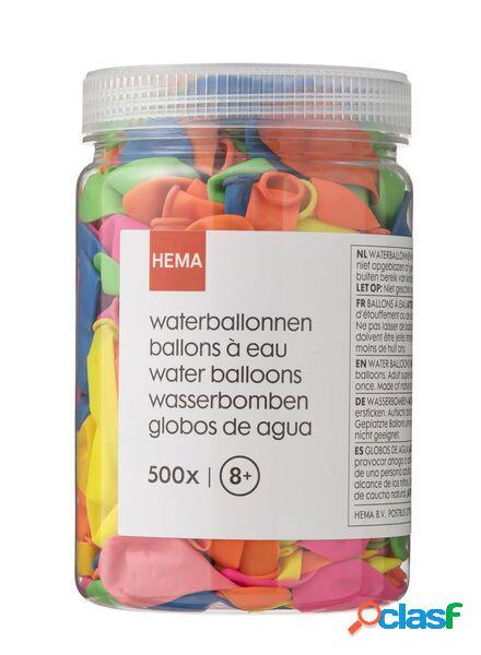 Hema 500 bombes à eau