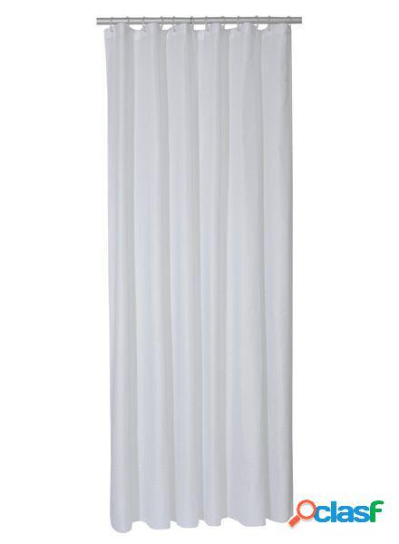 Hema rideau de douche (blanc)