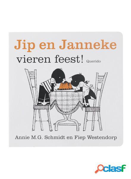 Hema livre jip & janneke - c'est la fête