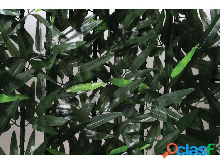 Haie artificielle bambou 1x3m