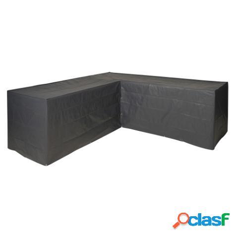 Housse de meubles pour salon de jardin forme de l/d'angle